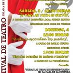 Cartel Certamen Teatro Solana 2016