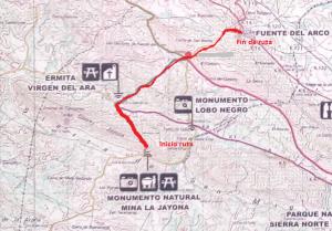 Mapa mina jayona